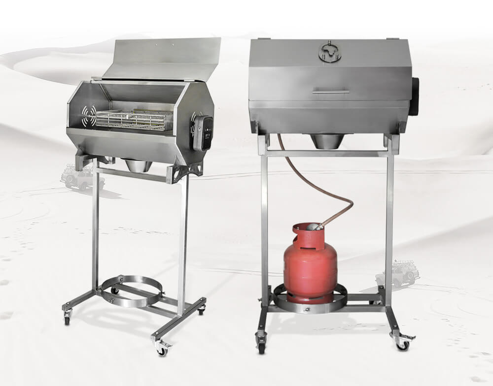 Anywhere-Products-JD-41-Rotisserie-On-Stand